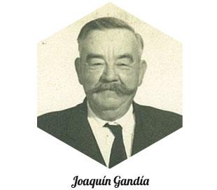 Joaquin gandia